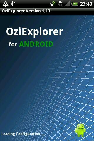 Прога Ozi на Андроид.