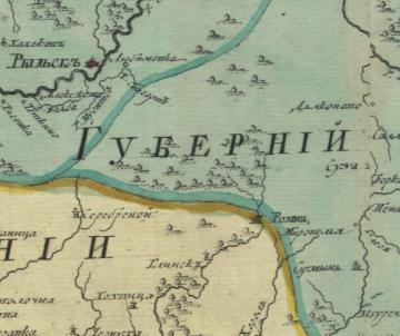 Немецкие Карты Вов Смоленской Губернии